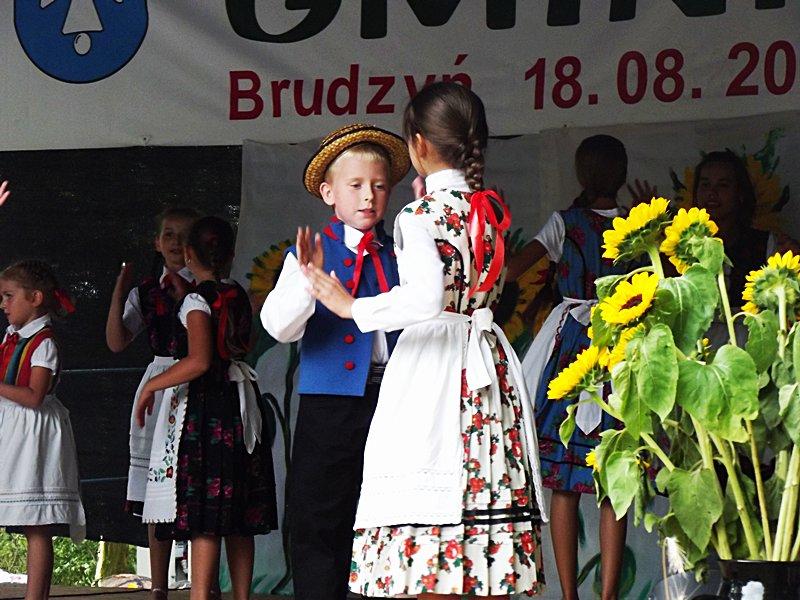 Gmina Brudzew: tak bawili się na dożynkach
