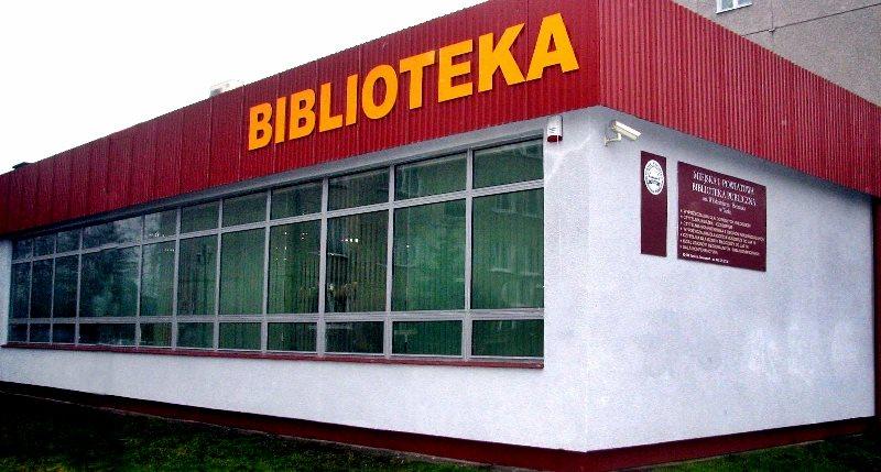Nowe oblicze turkowskiej biblioteki - Foto: biblioteka.turek.net.pl