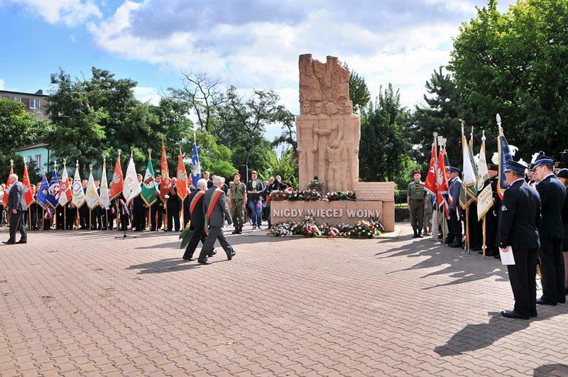 Pamiętali o ofiarach września '39
