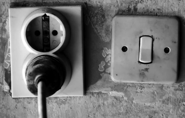 69-latek kradł prąd - Źródło: sxc.hu / Lena Povrzenic