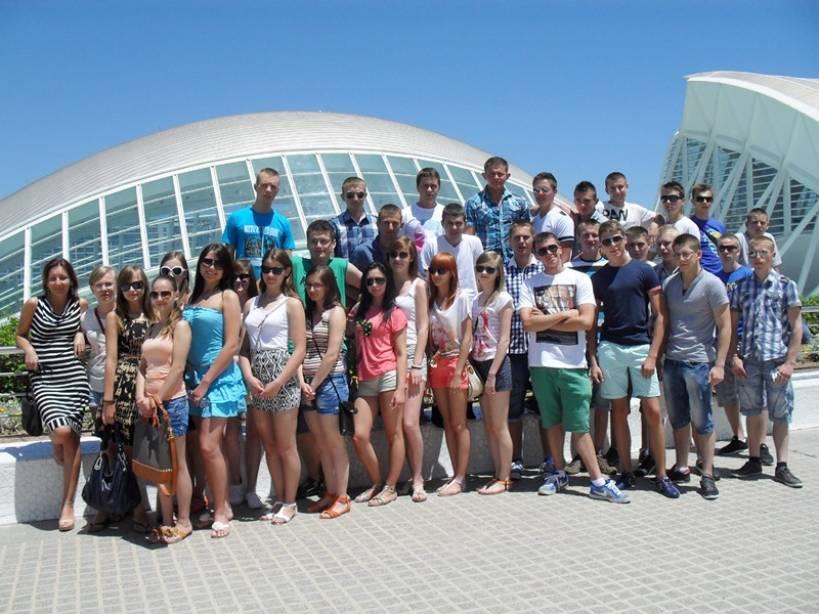 Młodzież z Kaczek zwiedziła Europę i zdobyła doświadczenie