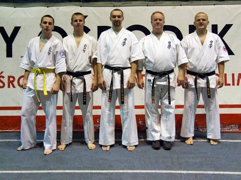 Karate: Turkowianie na zgrupowaniu Kadry Polski