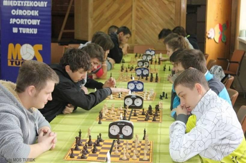 Znamy szachowych mistrzów powiatu!