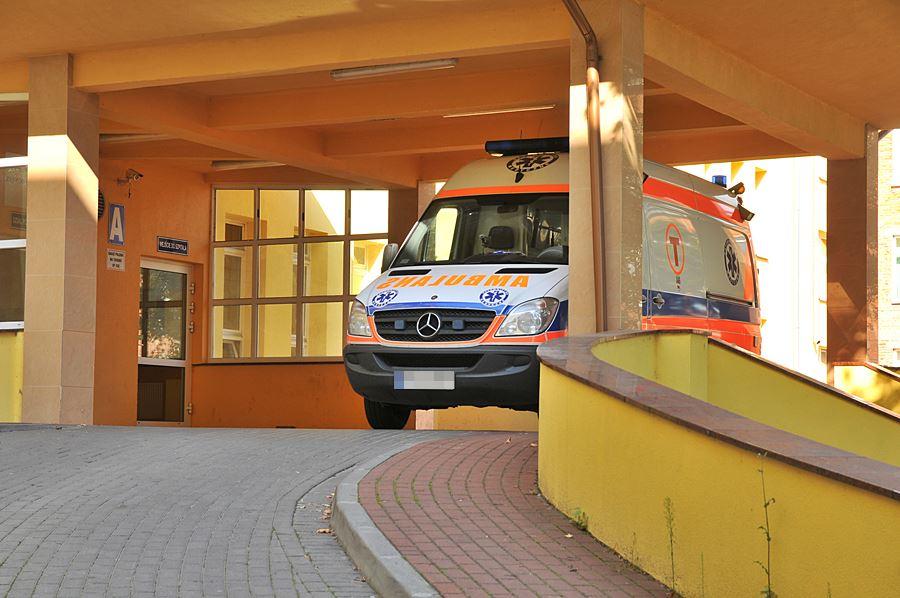 Pracownicy szpitala żądają kredytu - foto: M. Derucki