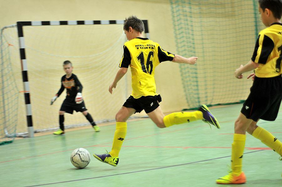 FOTO: Sportowe Mikołajki z LPS - foto: M. Derucki