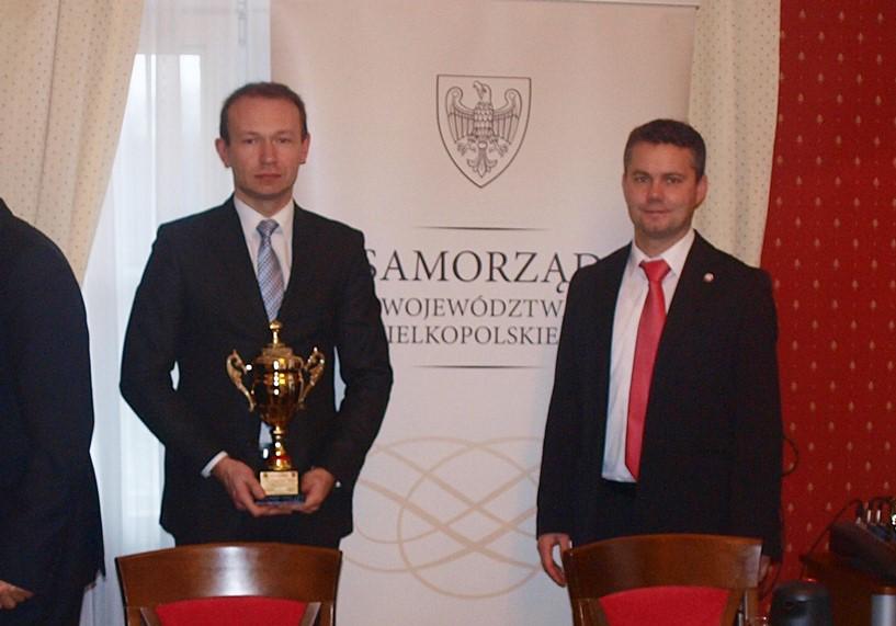 III miejsce ZSR Kaczki Średnie w klasyfikacji LZS Wielkopolska!
