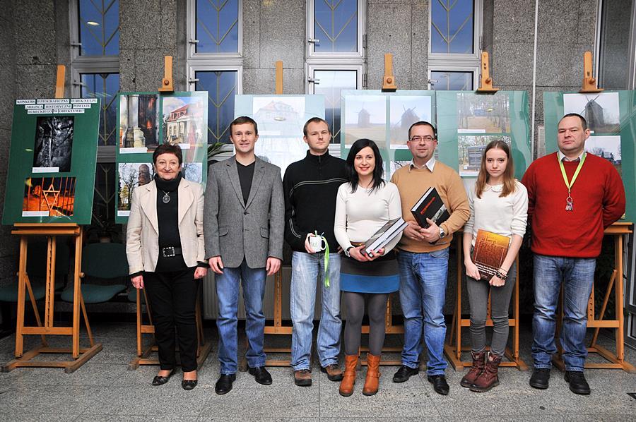 Wystawa otwarta, konkurs rozstrzygnięty - foto: E. Derucka