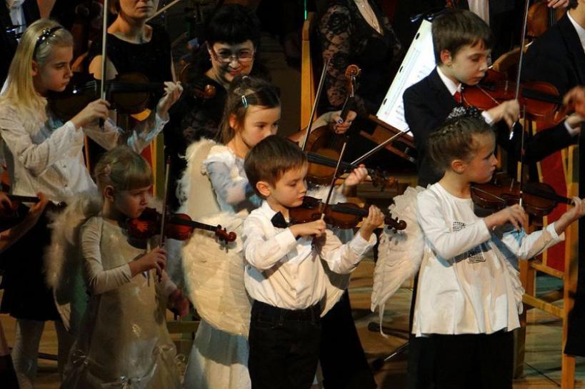 Turkowscy młodzi muzycy w Filharmonii Kaliskiej - foto: materiał prasowy
