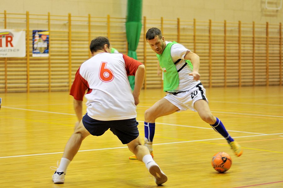 RiP zwycięża w WOŚP-owym turnieju - foto: M. Derucki