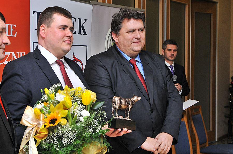 Turkowianin Rolnikiem Roku 2013 - foto: M. Derucki