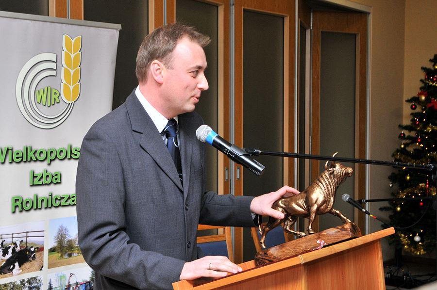 Złoty Tur dla dyrektora muzeum - foto: M. Derucki