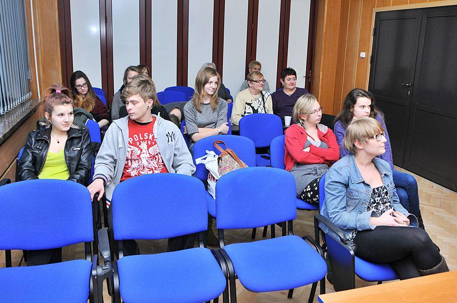 Biblioteczny Klub Filmowy - przyjdź, zobacz, podyskutuj - foto: M. Derucki