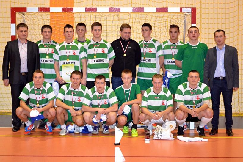 FC Kawęczyn mistrzem HLPN w Malanowie!