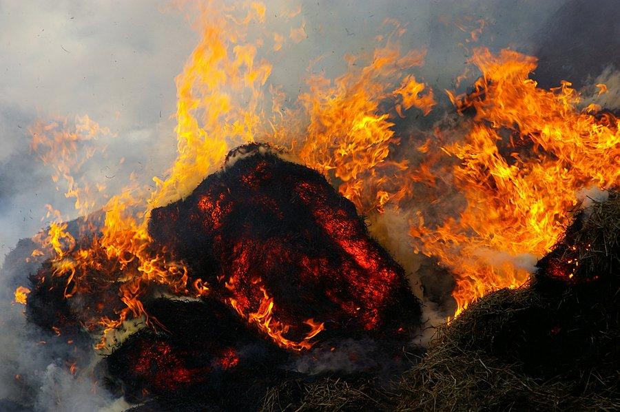 Paliło się w weekend - Foto: sxc.hu / Esa Oksman