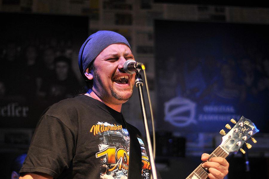 Bluesowo-rockowa noc w Pubie 21. Cree na początek wiosny - foto: M. Derucki