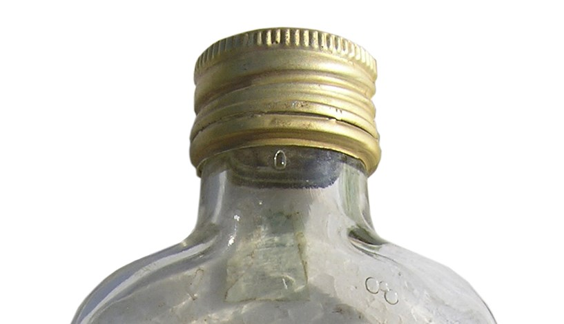 Ukradli 10 butelek z wódką. 100-mililitrowych - foto: sxc.hu / Michal Zacharzewski