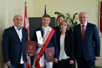 Najlepszy polski junior z Turku