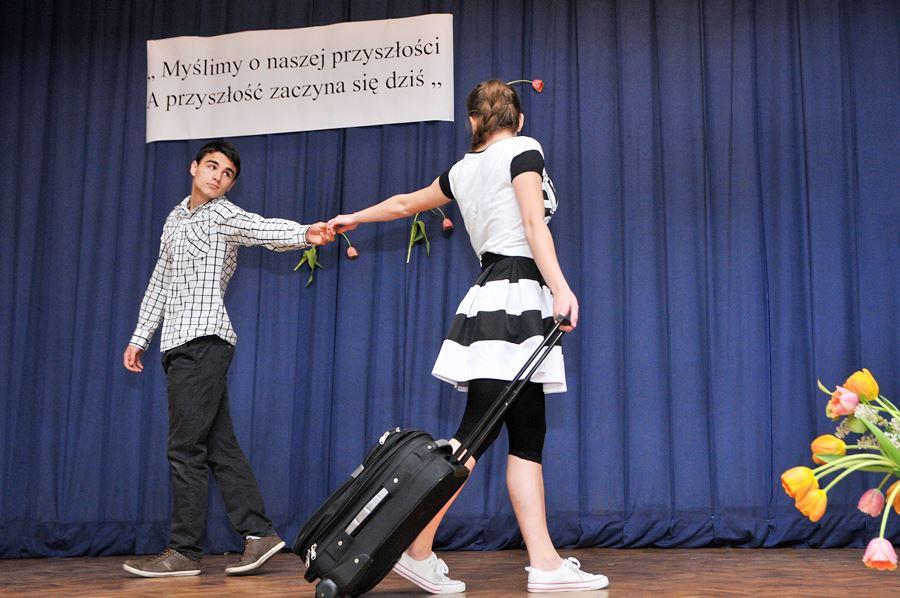 Kaczki: Czas uczniowskich pożegnań - foto: M. Derucki