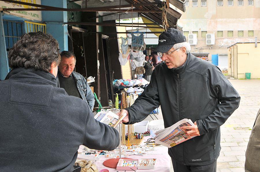 Siwiec: Jestem niezadowolony z poziomu kampanii - foto: M. Derucki