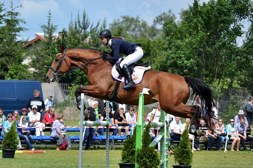 Wyczyny koni, jeźdźców i powożących podziwiał cały Kawęczyn - foto: A. Wszędybył