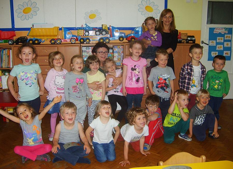 Maraton Głośnego Czytania rozpoczął się w przedszkolu - Foto: ma