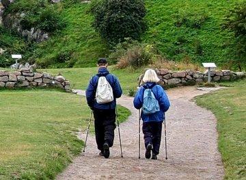 Weź udział w rajdzie nordic walking!