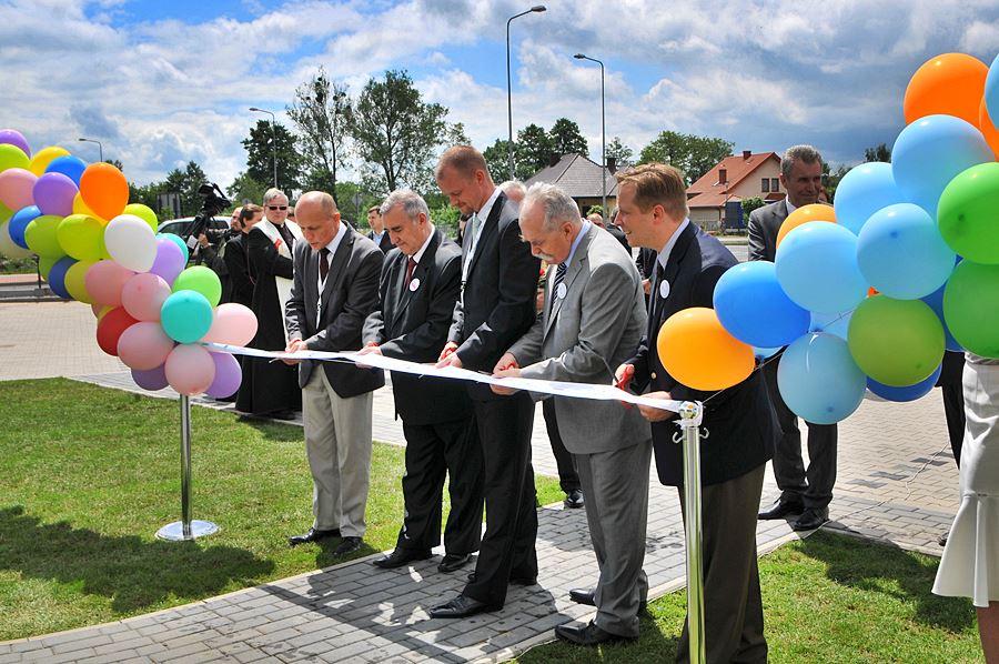 Otworzyli Instytut podczas międzynarodowego kongresu probiotycznego - foto: M. Derucki