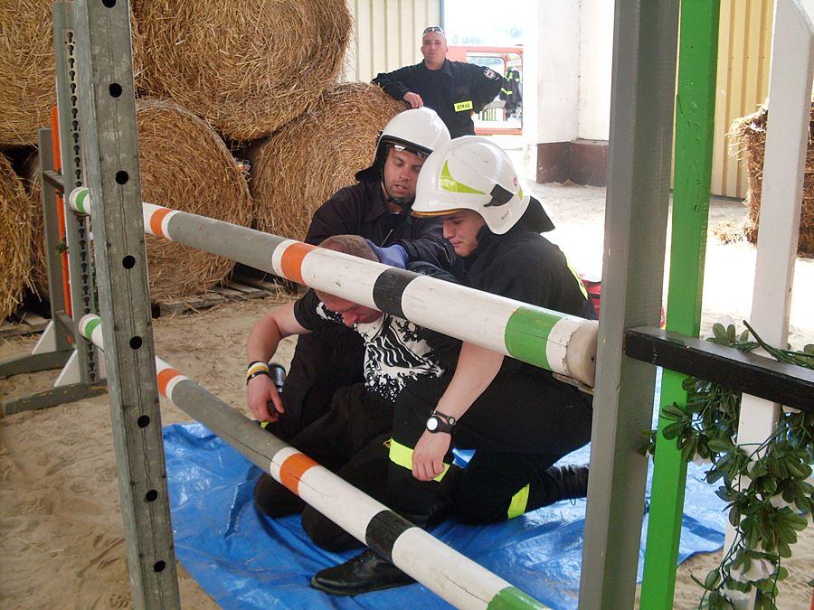 Strażacy z OSP w Turku na zawodach w Kaliszu - foto: archiwum OSP Turek