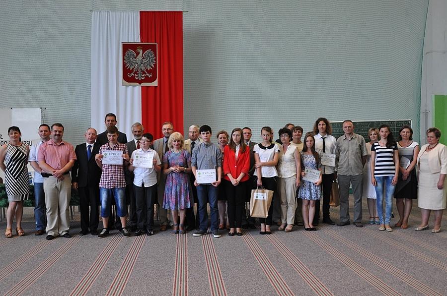 XXI Wielkopolski Konkurs  Wiedzy o Samorządzie Terytorialnym - Foto: Biuro Senatorskie Ireneusza Niewiarowskiego