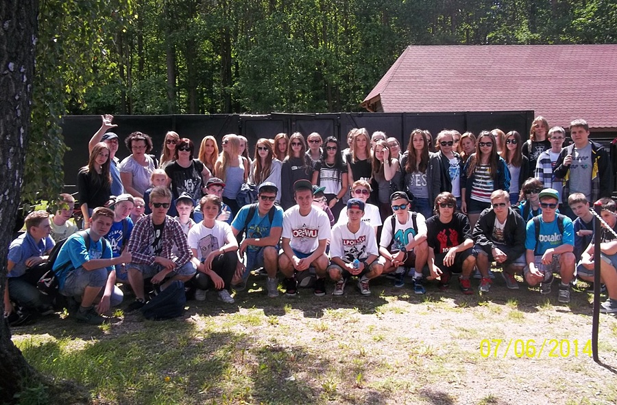 Uczniowie Gimnazjum nr 2 na Zielonej Szkole - Foto: Gimnazjum nr 2 w Turku