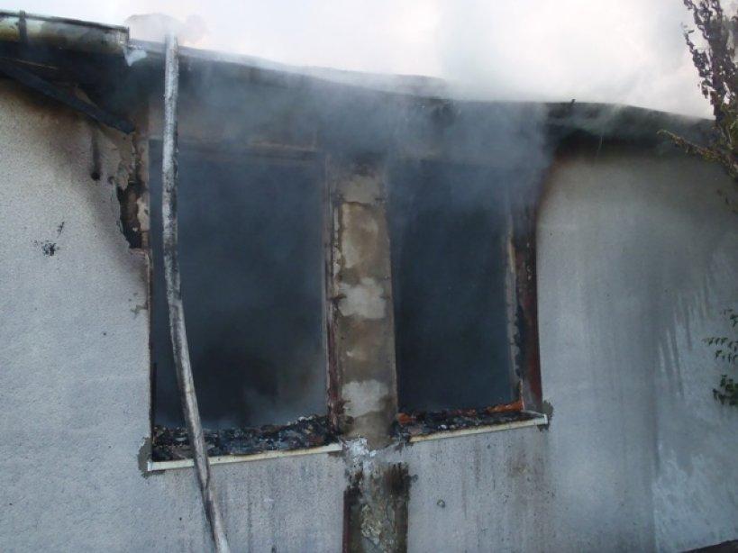 Wszyscy uratowani z pożaru na Polnej - Foto: www.miastoturek.pl