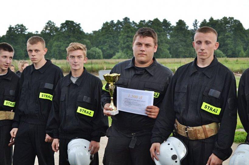 OSP Kalinowa królowała podczas Gminnych Zawodów Sportowo-Pożarniczych