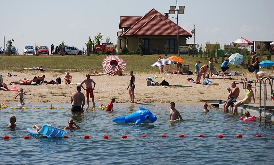 Nauczali, jak bezpiecznie bawić się nad wodą - Foto: ma