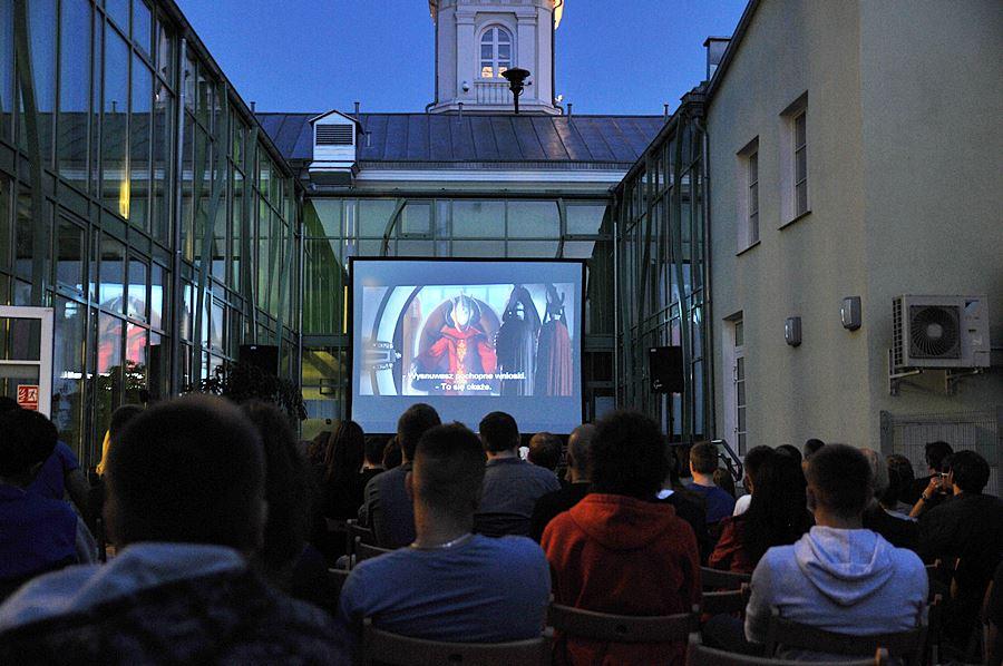 Pierwszy weekend pod znakiem kina za nami - foto: M. Derucki