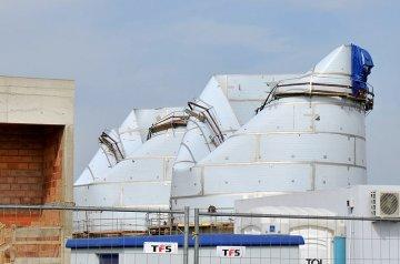Wichura spowodowała straty w TSI - foto: M. Derucki