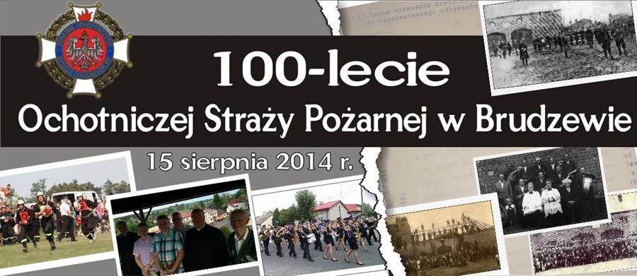 100-lecie OSP w Brudzewie: ponad wiek walki z żywiołem - Foto: OSP Brudzew / facebook profil OSP Brudzew