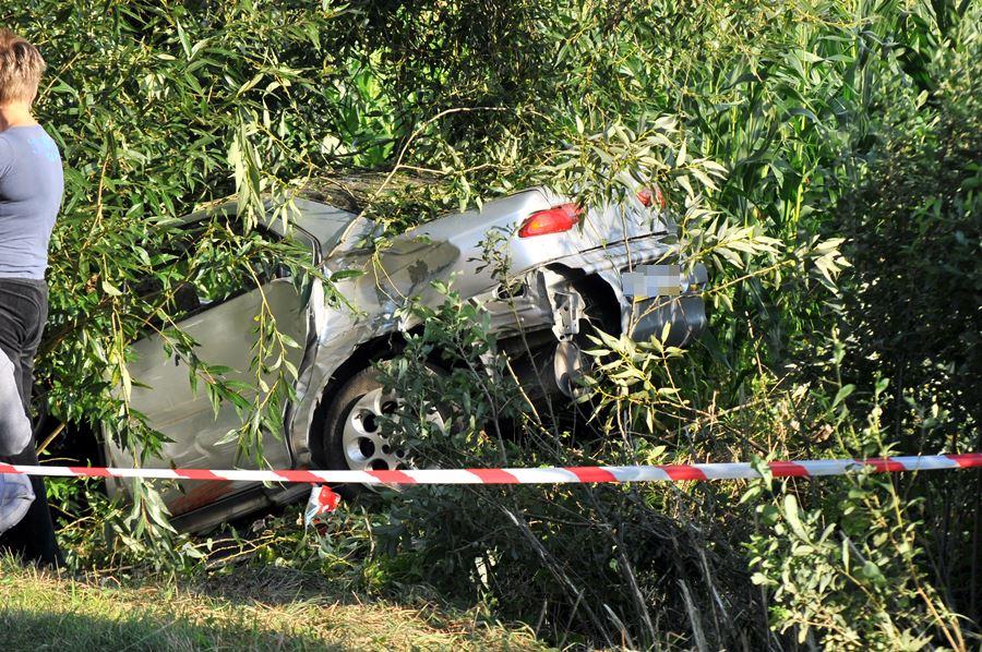 Śmiertelny wypadek pod Wietchininem