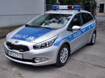 Tuliszków: Nowy radiowóz w komisariacie