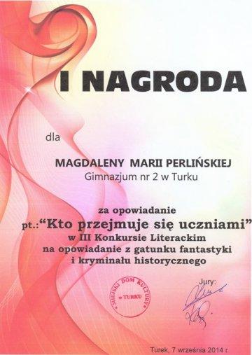 III Konkurs na opowiadanie z gatunku fantastyki i kryminału historycznego - foto: freeimages.com / Marija Gjurgjan