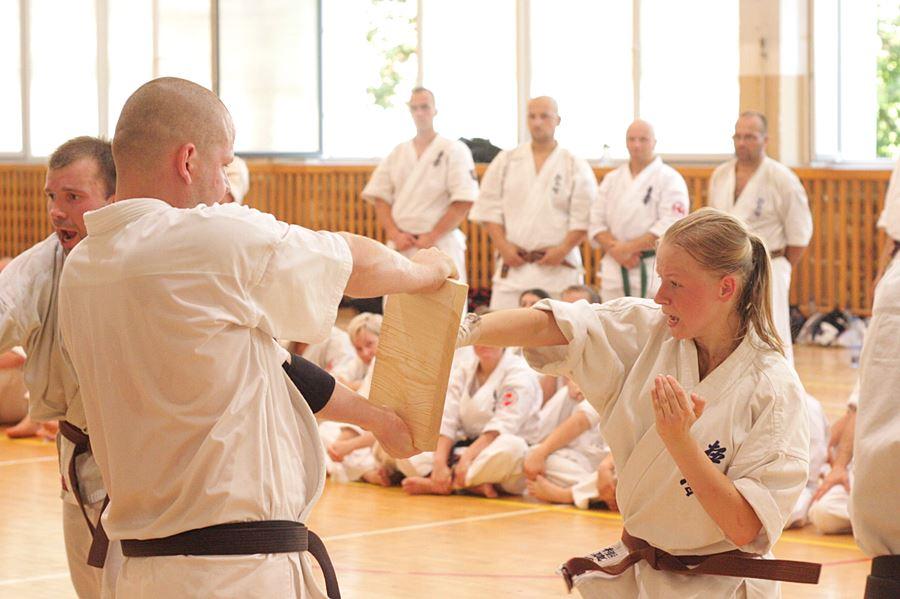 Karate: Wielki test w Tucholi - foto: mat. pras. / www.fotografia-lajdecki.pl