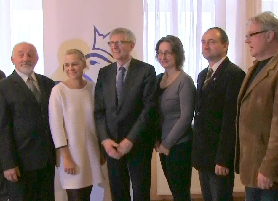 Wideo: PiS popiera burmistrza Czaplę i prezentuje kandydatów na radnych