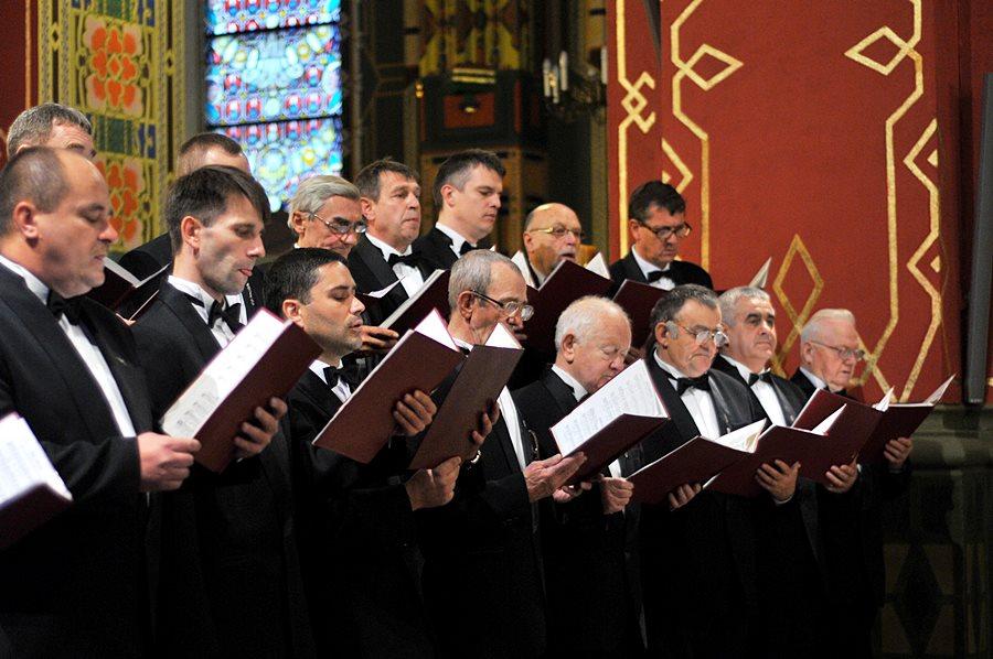 Śpiewam sercem, śpiewam duszą, bo śpiewam dla ludzi - foto: M. Derucki