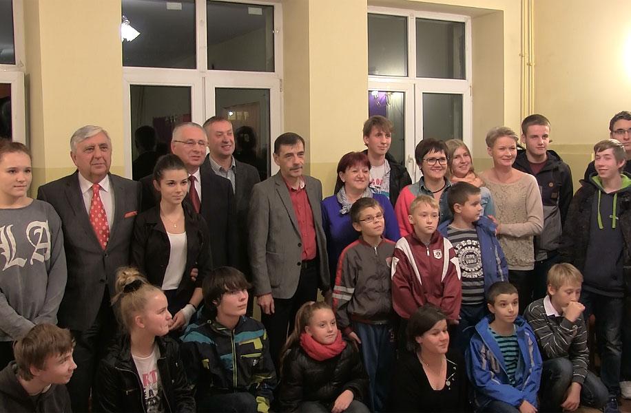 Wideo: SLD i TSM wsparły uczniów