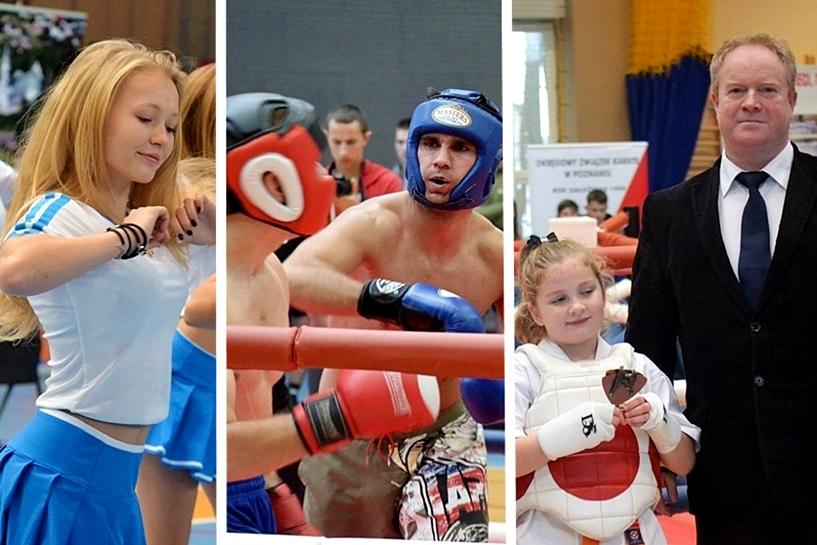 Fighterzy walczyli w turnieju K1 w Tuliszkowie - foto: Arkadiusz Wszędybył