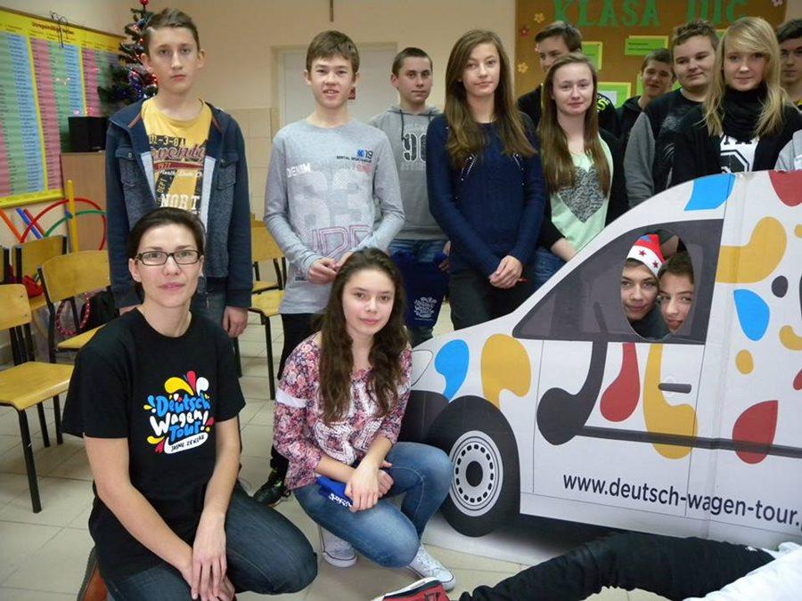 Deutsch–Wagen Tour w Słodkowie