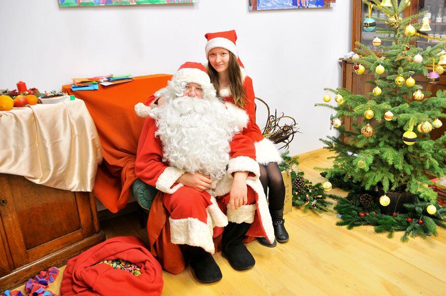 Odwiedź Św. Mikołaja w jego Biurze - foto: M. Derucki