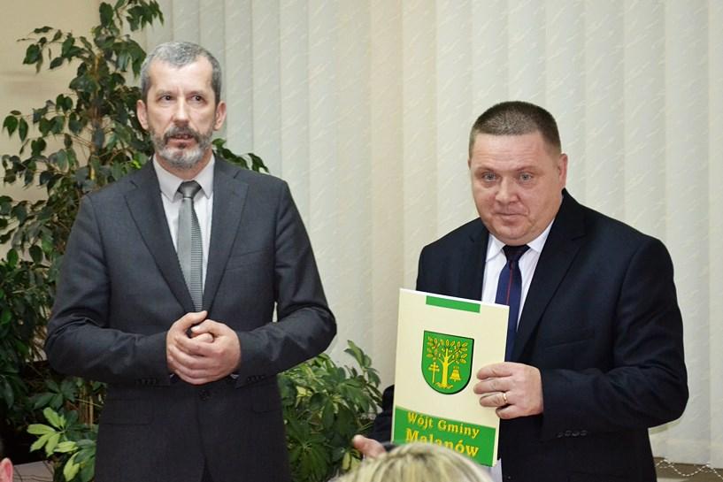 Malanów ma wicewójta, Prentczyński ma zastępcę