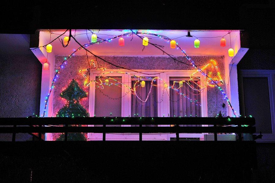 Pokaż swój ozdobiony balkon i wygraj nagrody! - foto: M. Derucki