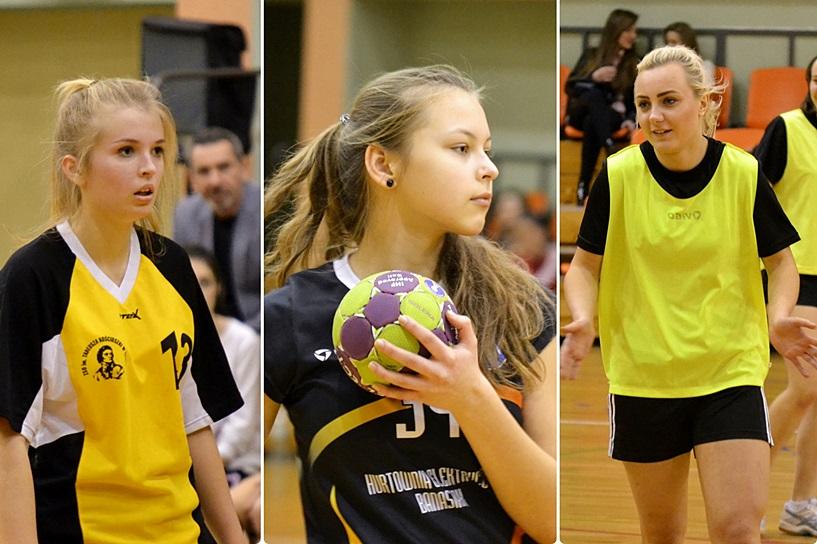 GTPR: Studentki i licealistki walczyły dzielnie, ale gimnazjalistki były lepsze - foto: Arkadiusz Wszędybył
