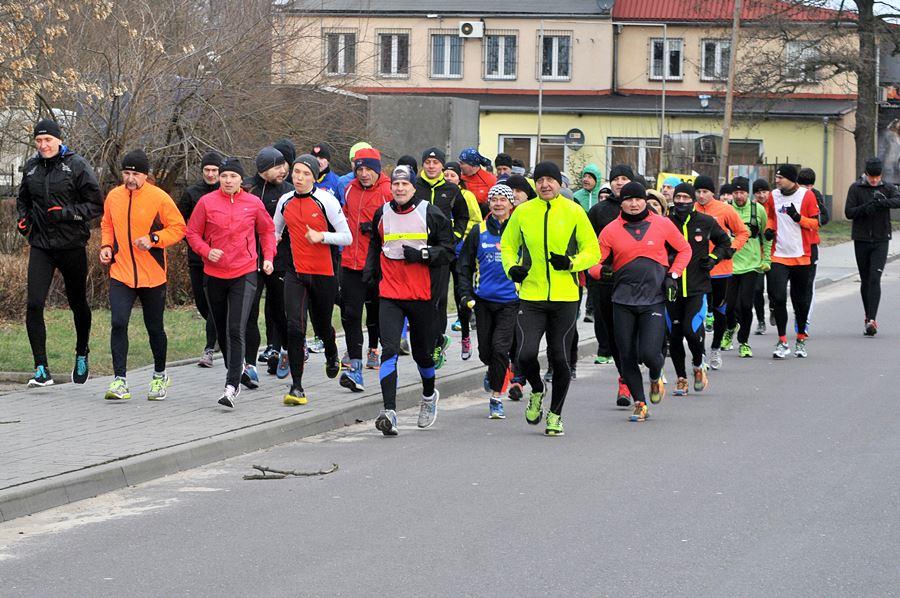 III Półmaraton wystartował - foto: M. Derucki